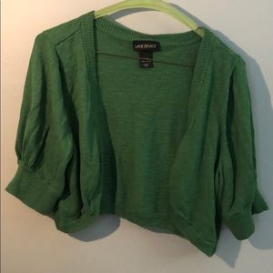Lane Bryant Shrug Cardigan
